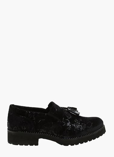 Divarese Loafer Ayakkabı Siyah
